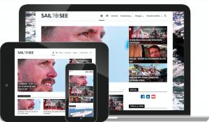 Klicka på ikonen för att läsa om projektet Sail to See